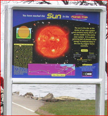 photo of sun sign